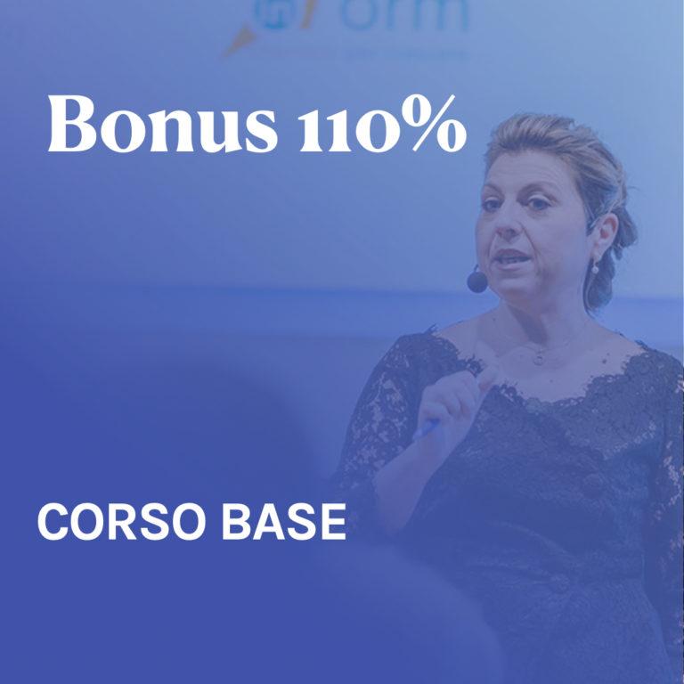 "Corso ""Superbonus 110%"" – Base"