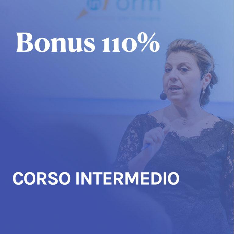 "Corso ""Superbonus 110%"" – Intermedio"